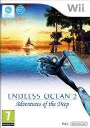 Endless Ocean 2: Adventures of the Deep (Wii)