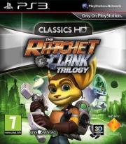 The Ratchet & Clank Trilogy