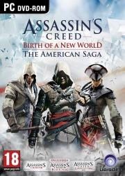 Assassin's Creed Birth of a New World - The American Saga