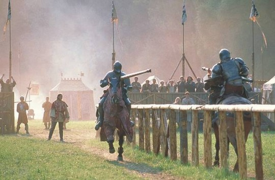 Lovagregény - A Knight's Tale DVD