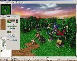 Warcraft III szerkesztőprogram képek