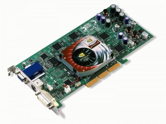 NVIDIA GeForce4 Ti 4600