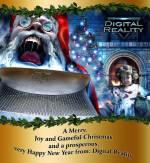 Digital Reality karácsonyi jókívánságok