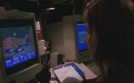 A hálózat csapdájában - The Net S. E. DVD