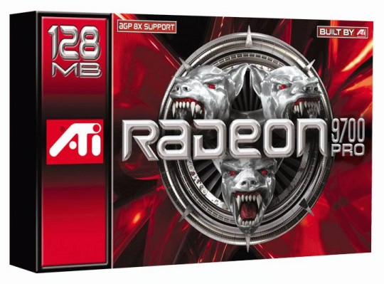 ATI Radeon 9700 és 9000
