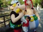 Hazánkba érkezett Asterix és Obelix