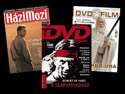 A DVD története