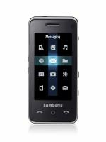 Samsung - új érintő képernyős mobil