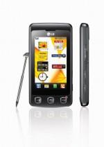 Bejelentették az LG KP500-at