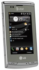 LG mobilok a CES 2009-en