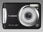 Elődjénél 25%-kal kisebb a Canon PowerShot A480