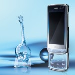 Áttetsző mobiltelefon az LG-től