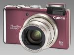 Canon PowerShot SX200 IS - nagylátószögű kompakt gép 12-szeres zoommal