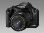 Érkezik a Canon EOS 500D