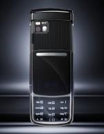 LG GD900 - telefon, átlátszó billentyűzettel
