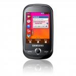 Samsung - új érintőképernyős mobil