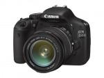 EOS 550D - új DSLR a Canontól
