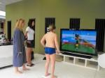 Wii Fit az Aquaworldben