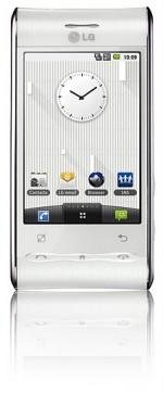 LG - jön az Optimus GT540