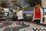 Carrera elemekből összerakott Hungaroring az Alleeban