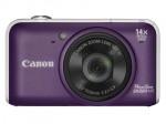 Két új Canon PowerShot kompakt fényképezőgép