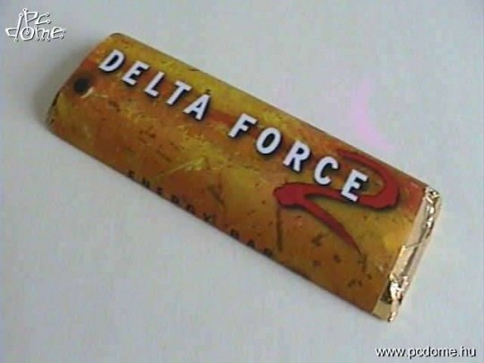 Delta Force 2 Energy Bar