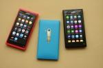 Nokia N9: MeeGo oprendszerrel érkezik az új okostelefon