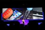 Sony sajtótájékoztató képekben