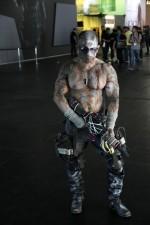 Gamescom 2011 booth babe galéria