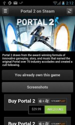 Megérkezett a Steam mobilos verziója