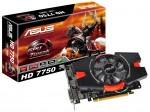 ASUS HD 7770 DirectCU TOP és HD 7750 videokártyák