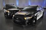 Bemutatták az új Ford rendőrjárgányokat