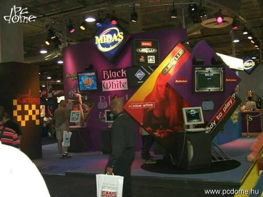 E3 2000: Midas Interactive