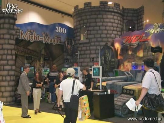 E3 2000 fényképek - 1. rész