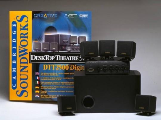 E3 2000: Creative Labs