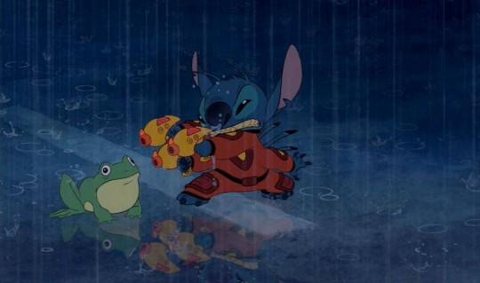 Lilo és Stitch: A csillagkutya DVD