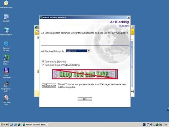 Norton Internet Security 2003