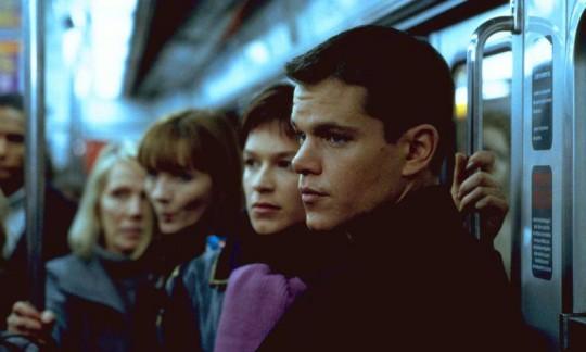 A Bourne rejtély DVD