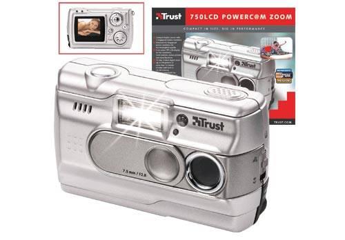 Trust 750LCD PowerC@m Zoom