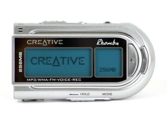 Új Creative MP3 játszók