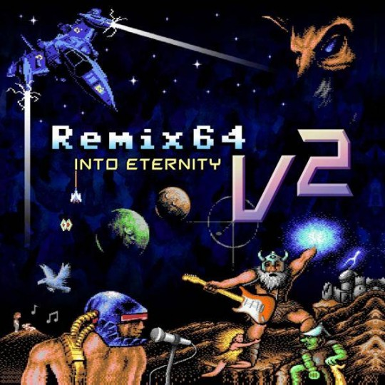 Remix64 V2 - Into Eternity