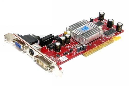 ATI Radeon 9550