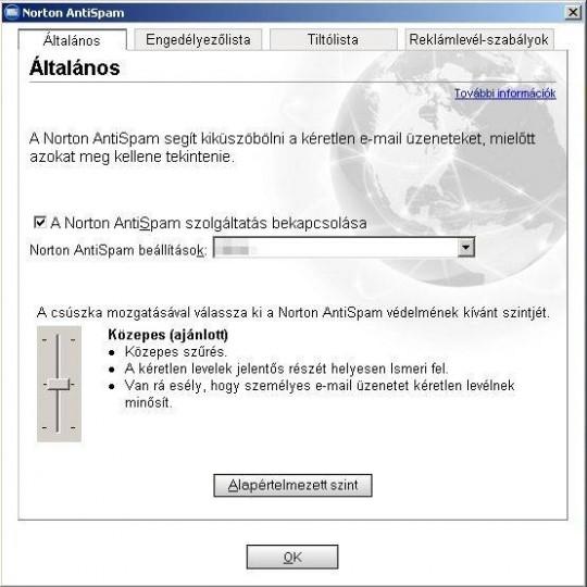 Norton AntiSpam 2004