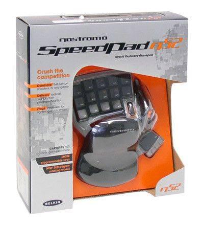 Belkin Nostromo SpeedPad n50 és n52