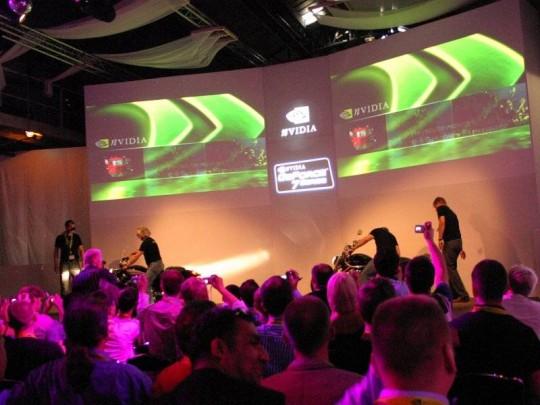 NVIDIA GeForce 7800 GTX sajtóbemutató