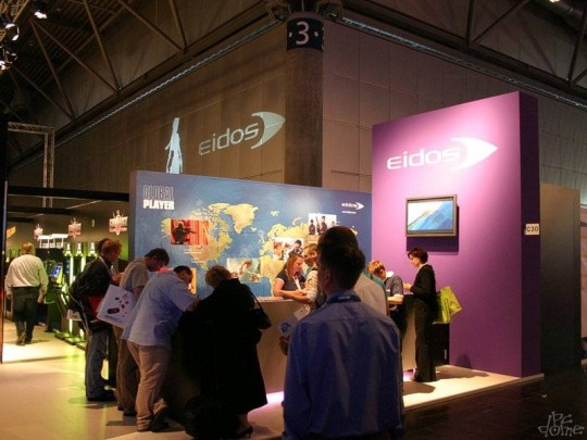 Games Convention 2005: Eidos/SCi