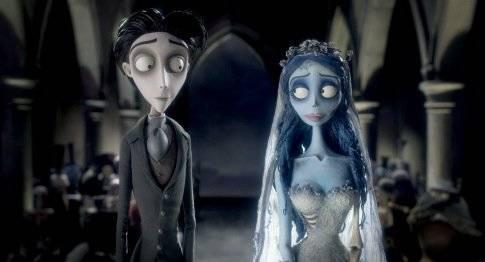 A halott menyasszony DVD