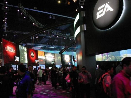 E3 2006: Electronic Arts
