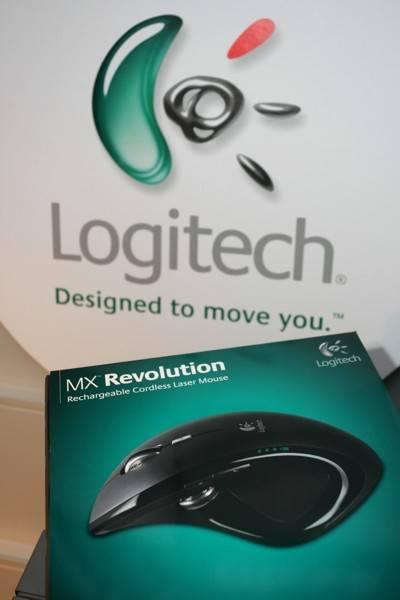 Logitech Revolution sajtóbemutató