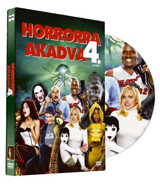 Horrorra akadva 4 DVD